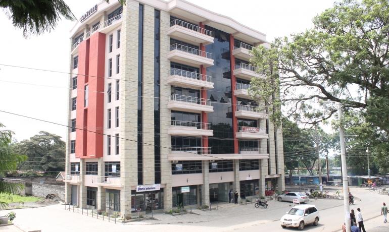 D&D House, West Road, Nakuru
