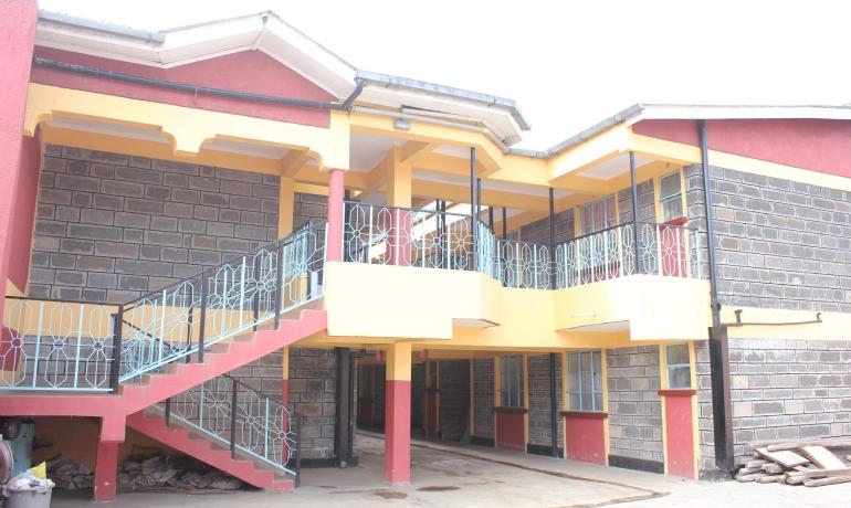 John Ngugi Apartment