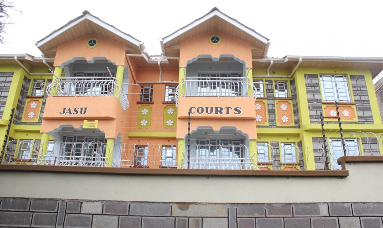 Jasu Apartments