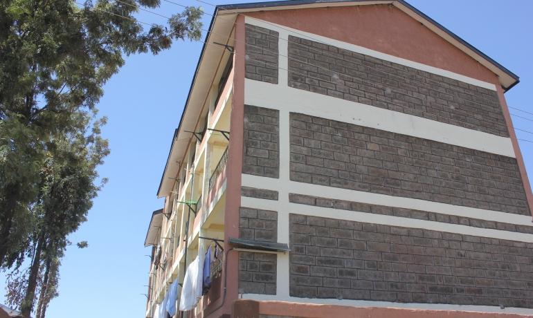 Simon Wahome Apartments